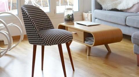 Décoration DIY : relooker les fauteuils et les chaises