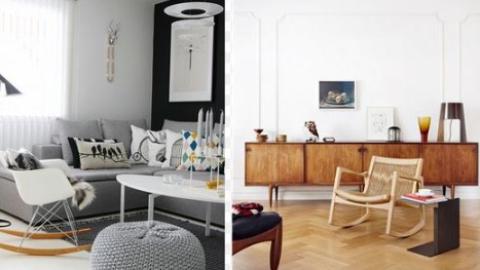 Quel rocking chair choisir en fonction de votre décoration ?